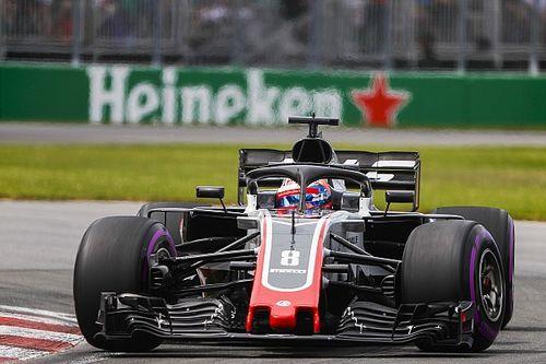 Les points ont échappé de peu à Grosjean