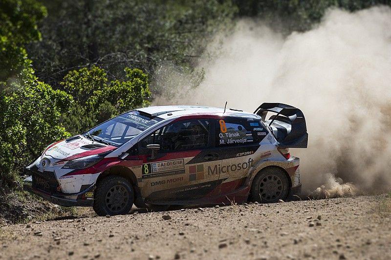 Vorbereitung für Finnland: Drei WRC-Teams starten bei Rallye Estland