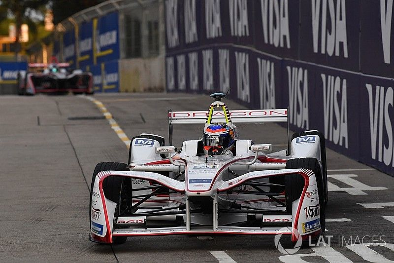 Jani leaves Dragon after single Formula E race weekend