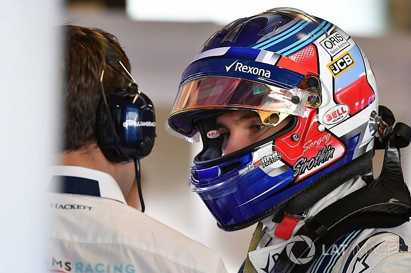 """Williams expects to keep Sirotkin for """"many years ahead"""""""