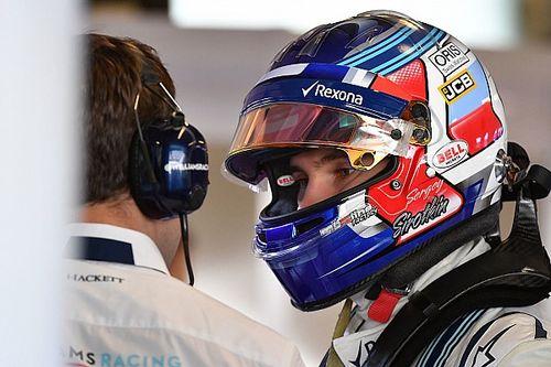 "Williams espera mantener a Sirotkin ""durante muchos años"""