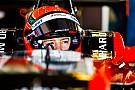 GP3 Мазепин показал третье время финального дня тестов GP3