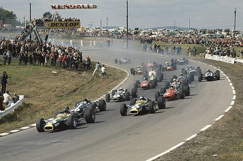 GP USA: Wszyscy zwycięzcy od 1959 roku
