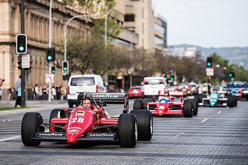 F1 car to race 1200hp Toyota 86 in Adelaide