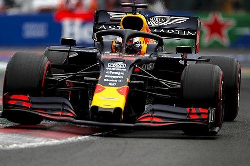 Verstappen perd sa pole position à Mexico
