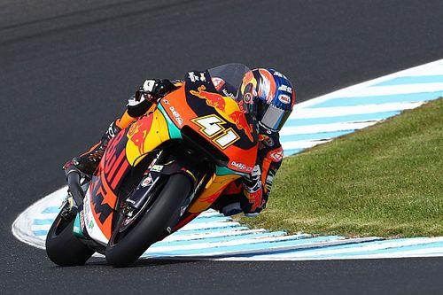 Moto2: Binder nella grande doppietta KTM di Phillip Island