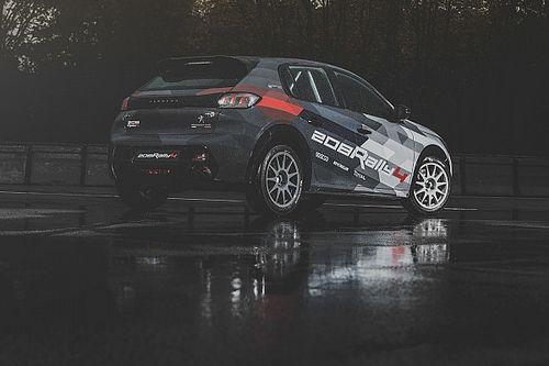 Setka Peugeotów Rally4