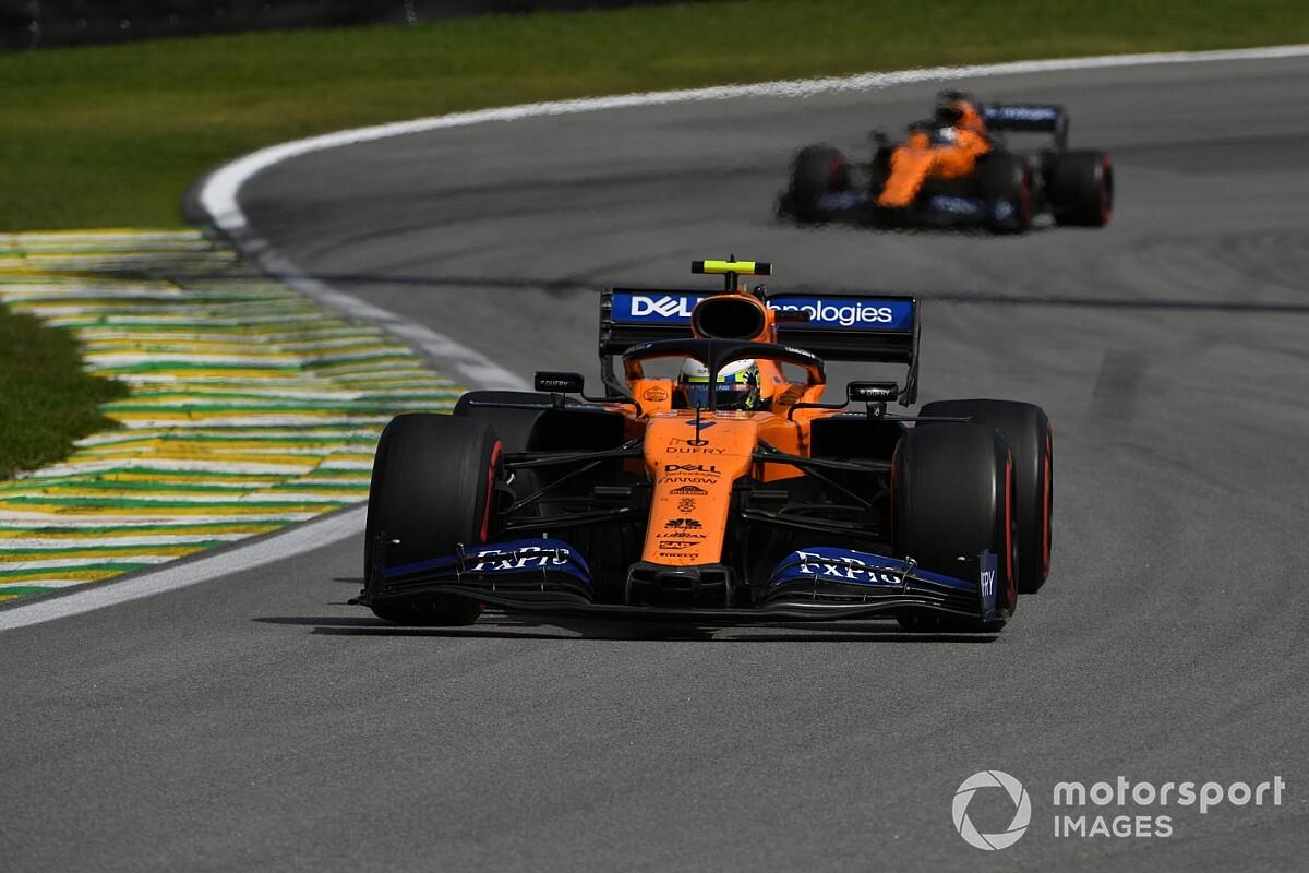 Норрис: Я сомневался, достаточно ли быстр для Формулы 1