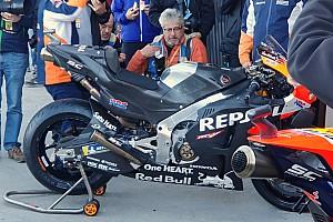 Galería: las primeras fotos de test de Valencia de MotoGP