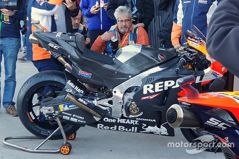 Galería: las primeras fotos de test de Valencia de MotoGP - Motorsport.com España