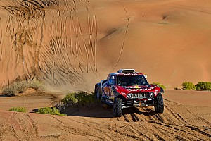 2020 Dakar Rallisi'nin galibi Carlos Sainz ve Mini, Alonso 13. oldu