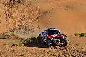 Al-Attiyah vence, mas Sainz conquista seu terceiro título do Dakar