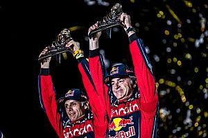 Galería: el Dakar 2020 de Sainz y Cruz, en fotos