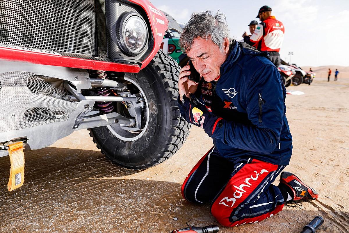 Sainz Antisipasi Persaingan dengan Toyota dan BRX