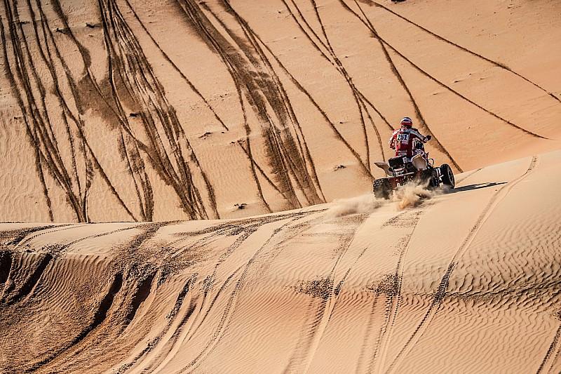 Háromszoros győztes a Dakar Ralin a quadosok között