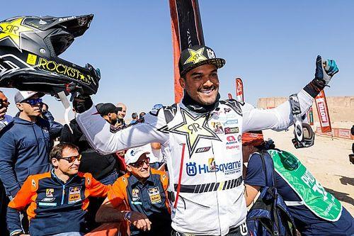 """Dakar, Quintanilla non è sazio: """"Nel 2020 proverò a vincere"""""""