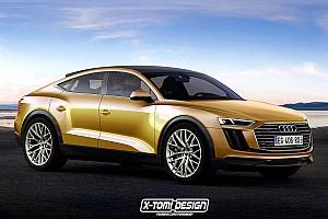 Év végén érkezhet az Audi Q9, és egy új TT-modell