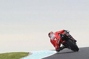 Nincs szó a Ducatinál Petrucci-Miller cseréről