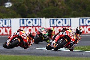 Онлайн. Гран При Австралии MotoGP: гонка