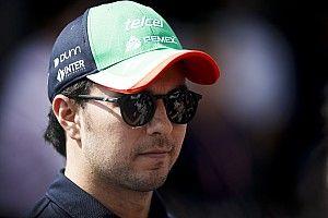 VIDEO: Sergio Pérez muestra como son las pruebas de COVID-19 en F1