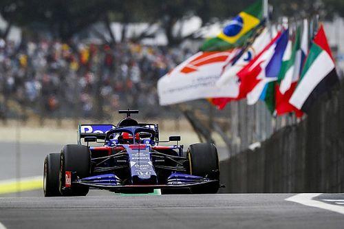 Startaufstellung: Formel-1-Grand-Prix von Brasilien 2019