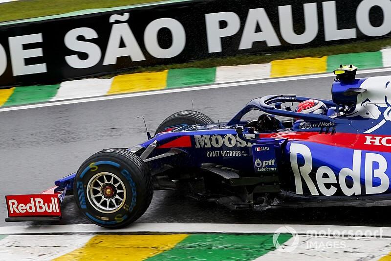 【動画】2019年F1第20戦ブラジルGPフリー走行1回目ハイライト
