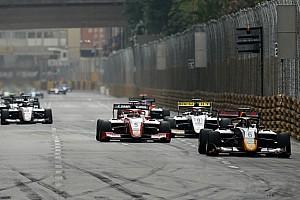 Шварцман уступил Випсу 1,5 секунды в квалификационной гонке в Макао