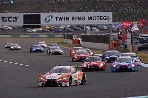 Super GT reveals 45-car 2020 entry list