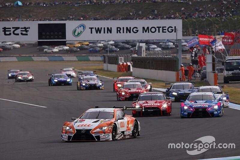 Super GT reveals 45-car 2020 entry list