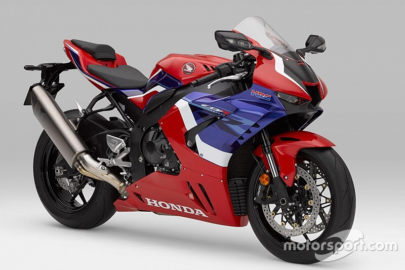 Honda reveals new WSBK model, confirms Haslam