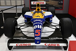 Exploring an F1 icon: Giorgio Piola on the Williams FW14B