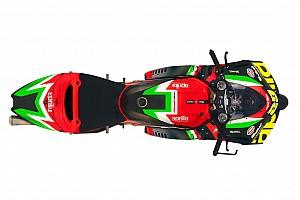 Fotos: todos los detalles de la revolucionaria Aprilia RS-GP 2020