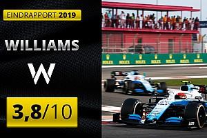 Eindrapport Williams: Oud-kampioenen bereiken nieuw dieptepunt