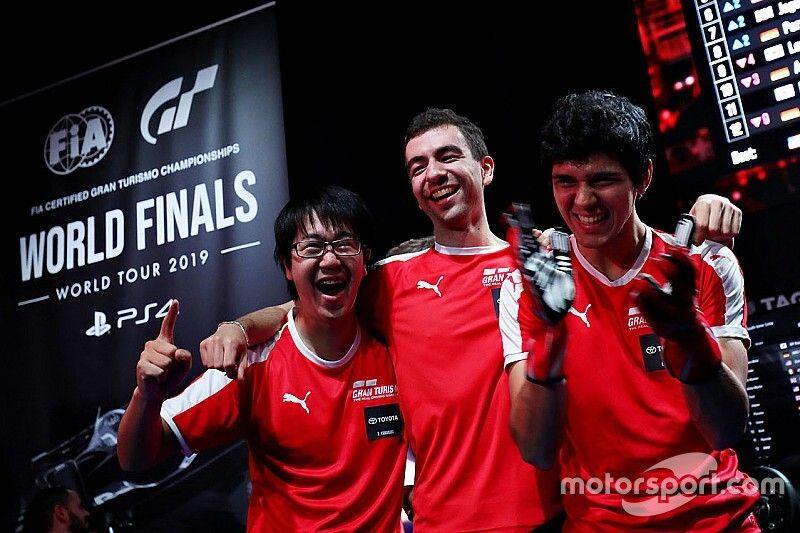 Toyota claims Gran Turismo Manufacturers' Series in Monaco