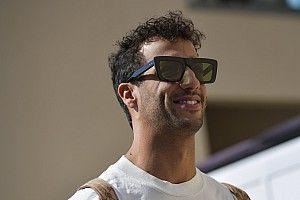 Ricciardo chce poprawić atmosferę