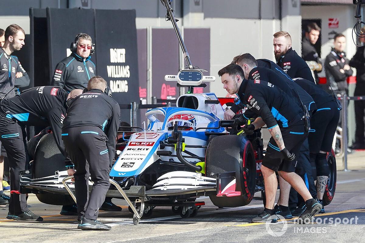 "Williams a ""besoin d'un leadership technique"" selon Patrick Head"