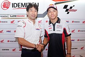 Honda extends Nakagami deal, confirms early end to campaign