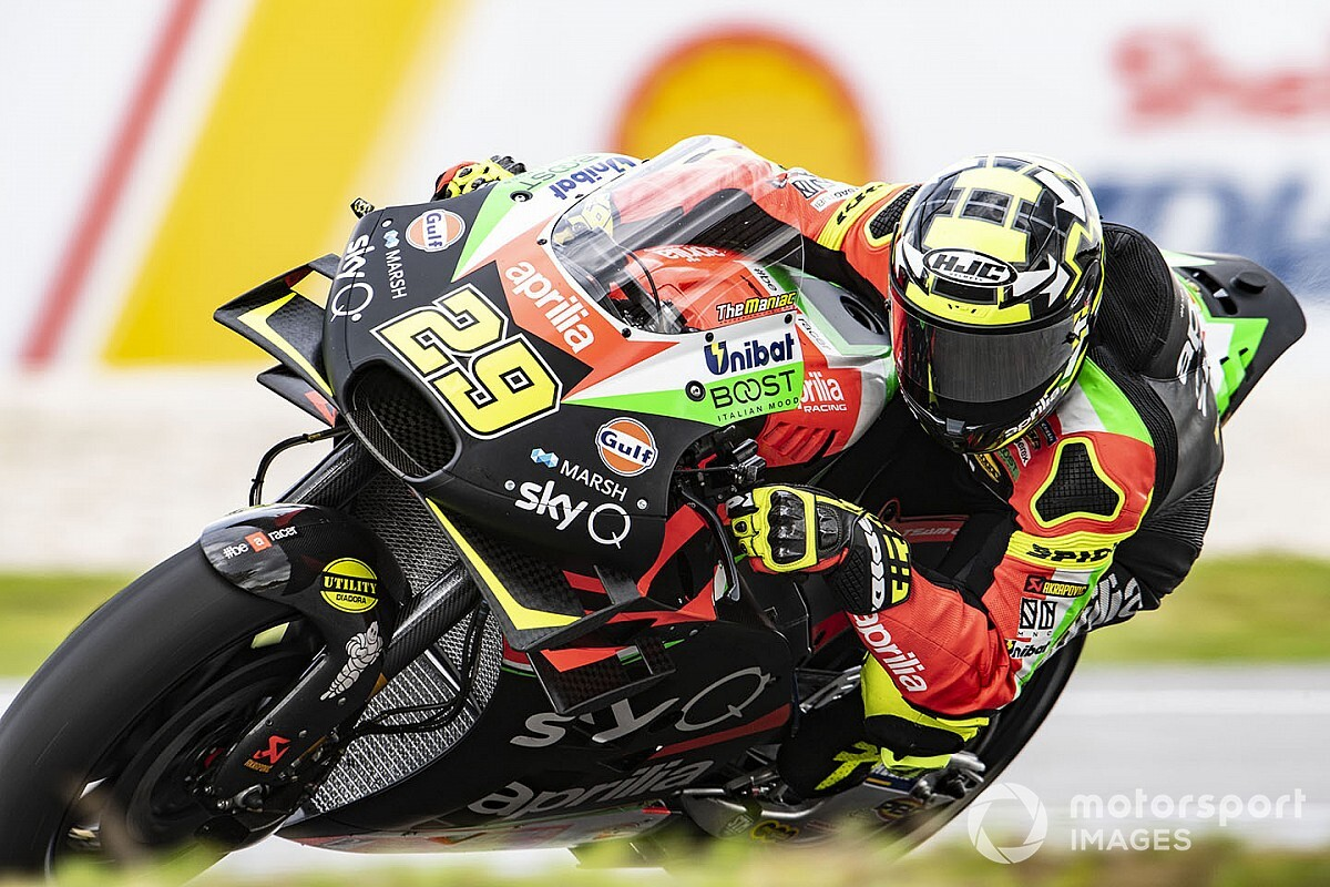 Why Iannone is not worth the trouble for Aprilia