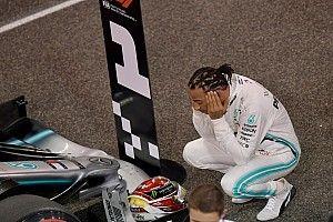 Итоговое положение в общем зачете Формулы 1 2019 года
