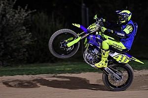"""Valentino Rossi in de Dakar Rally? """"Misschien ooit"""""""