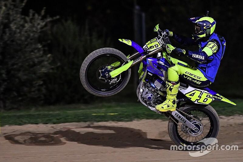 Rossi, gelecekte Dakar Rallisi'ne katılabilir