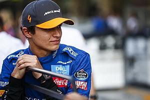 """Norris: """"Ik had veel twijfels over mijn eerste F1-seizoen"""""""