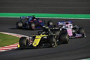 Aide au freinage : Renault disqualifié du GP du Japon
