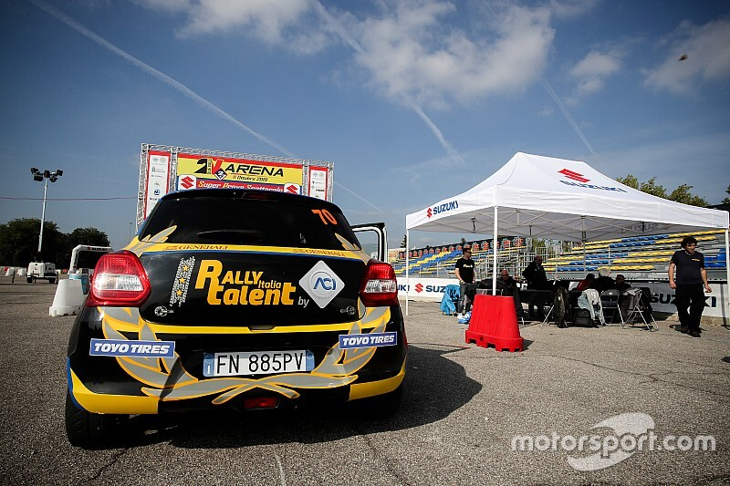Aci Rally Italia Talent 2020: un weekend di selezioni in Toscana