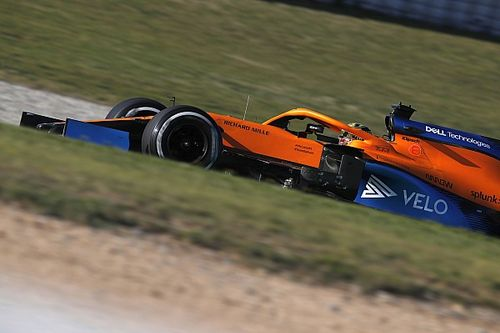 McLaren nie będzie testował