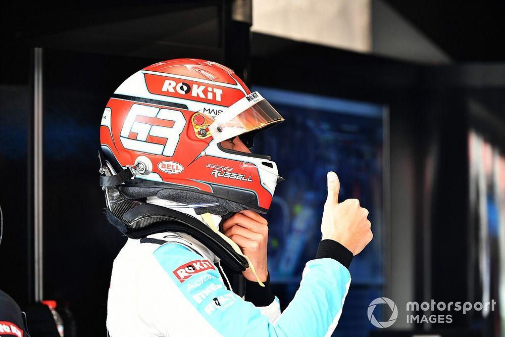 Russell remporte le GP Virtuel face à Leclerc