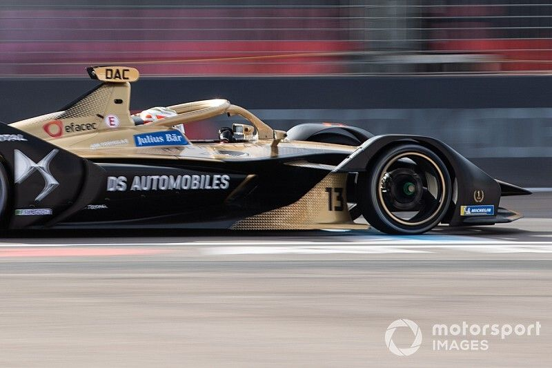 Да Кошта выиграл квалификацию Формулы Е в Марокко, лидер турнира стартует последним