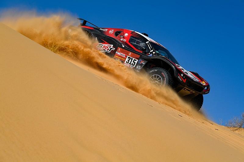 Dakar, Tappa 6: quasi 500 km di speciale tra sabbia e dune