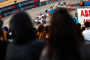 Las mejores fotos del arranque de la Fórmula E 2019/20