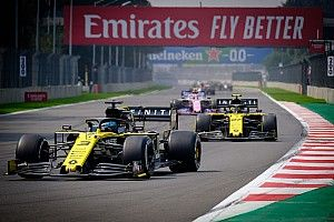 How serious is the threat to Renault's F1 future?
